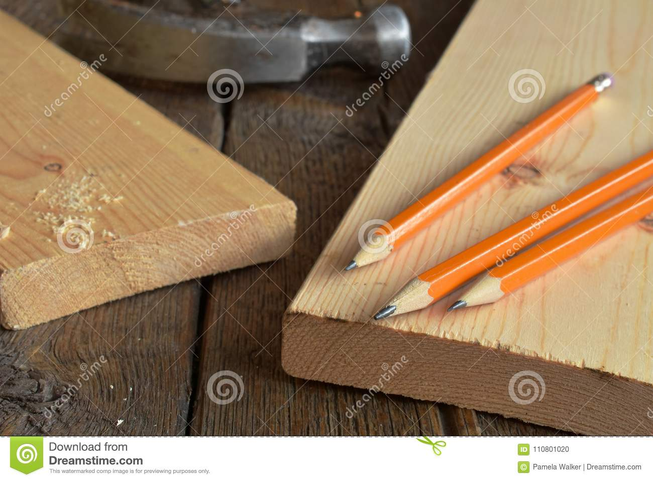 Wondrous Carpentry Work Bench Close Up Stock Photo Image Of Craft Machost Co Dining Chair Design Ideas Machostcouk