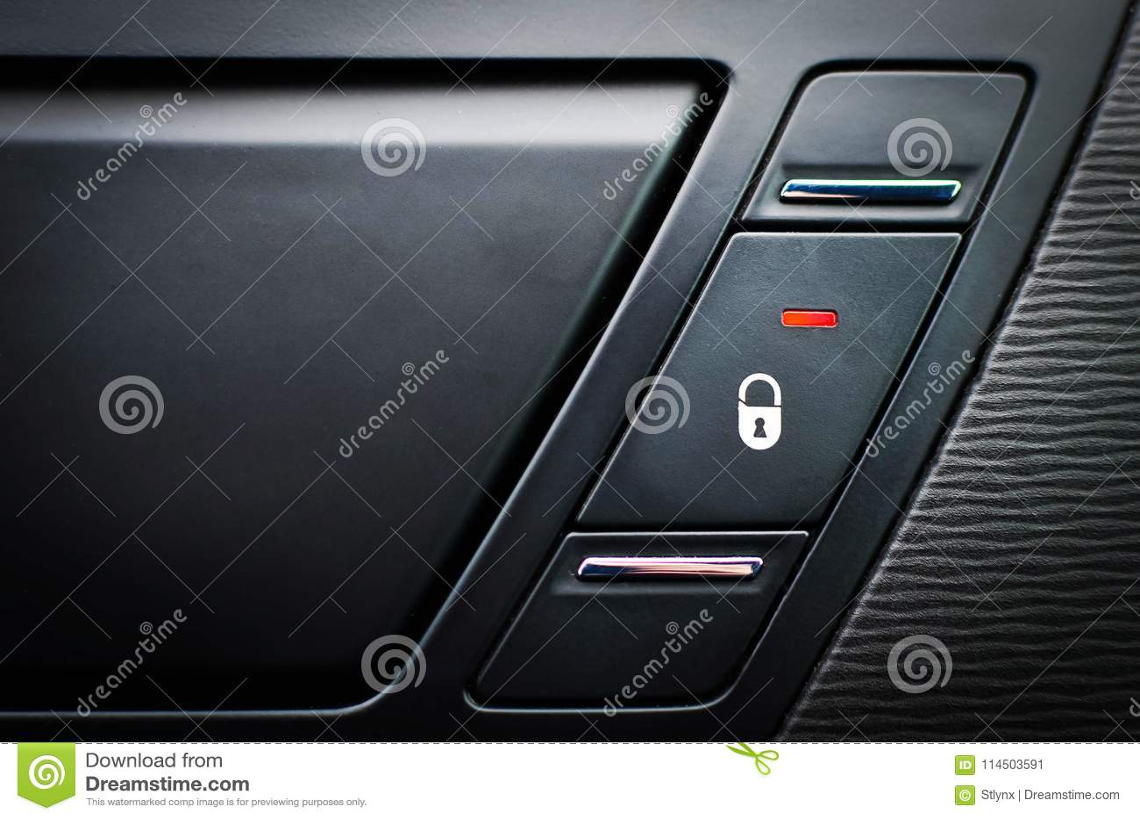 car door lock button. Download Close Up Inside Car Door Lock Button Stock Image - Of  Electronic, Background Car Door Lock Button T