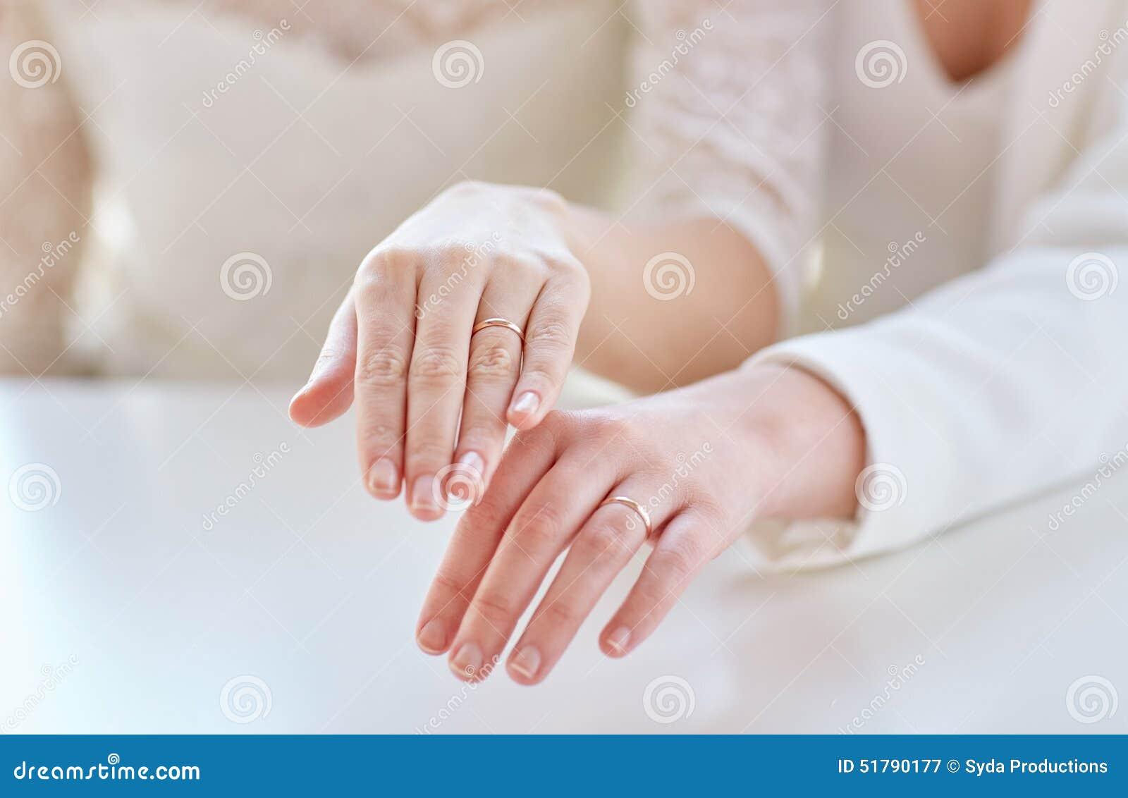 Same Wedding Rings - Wedding Photography