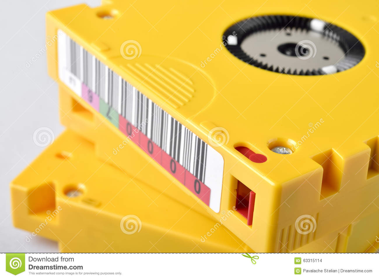 magnetic tape data storage and master A magnetic tape, in computer terminology, is a storage medium that allows for data archiving, collection, and backup at first, the tapes were wound in wheel-like reels, but then cassettes and .