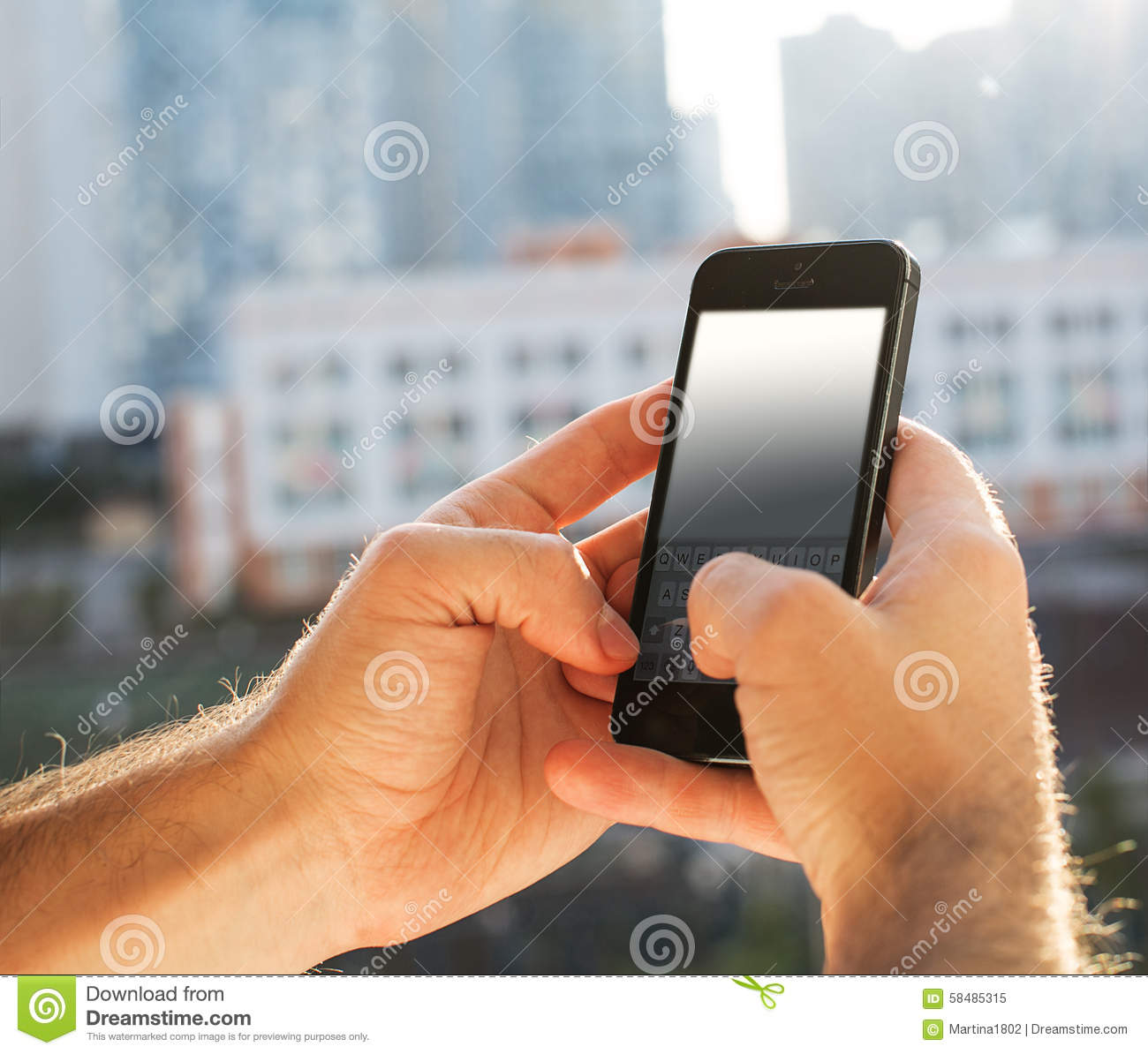 using a smart phone There are now a handful of new syndromes that come with your smartphone addiction.