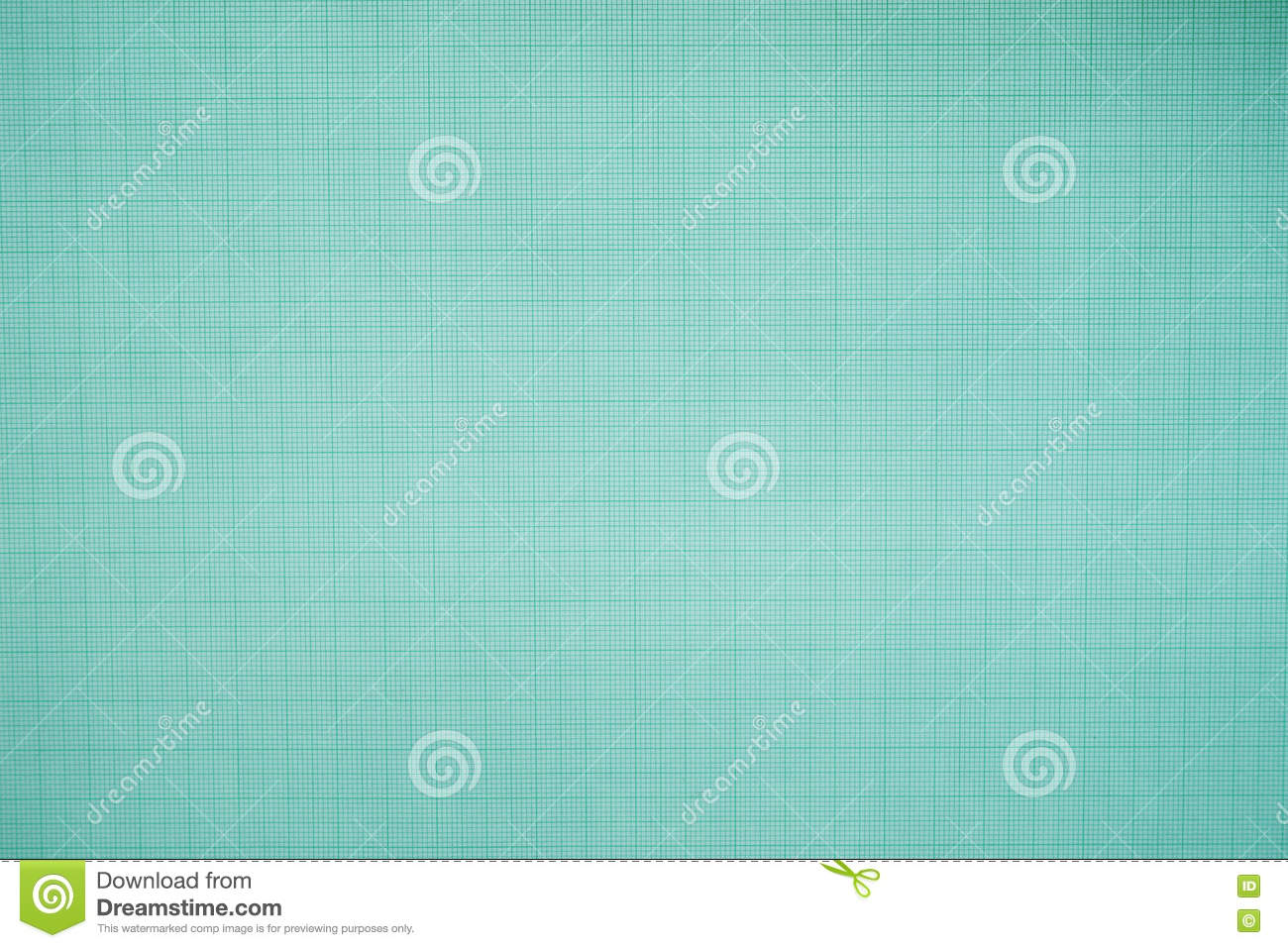 close up of old graph paper stock photo image of document science