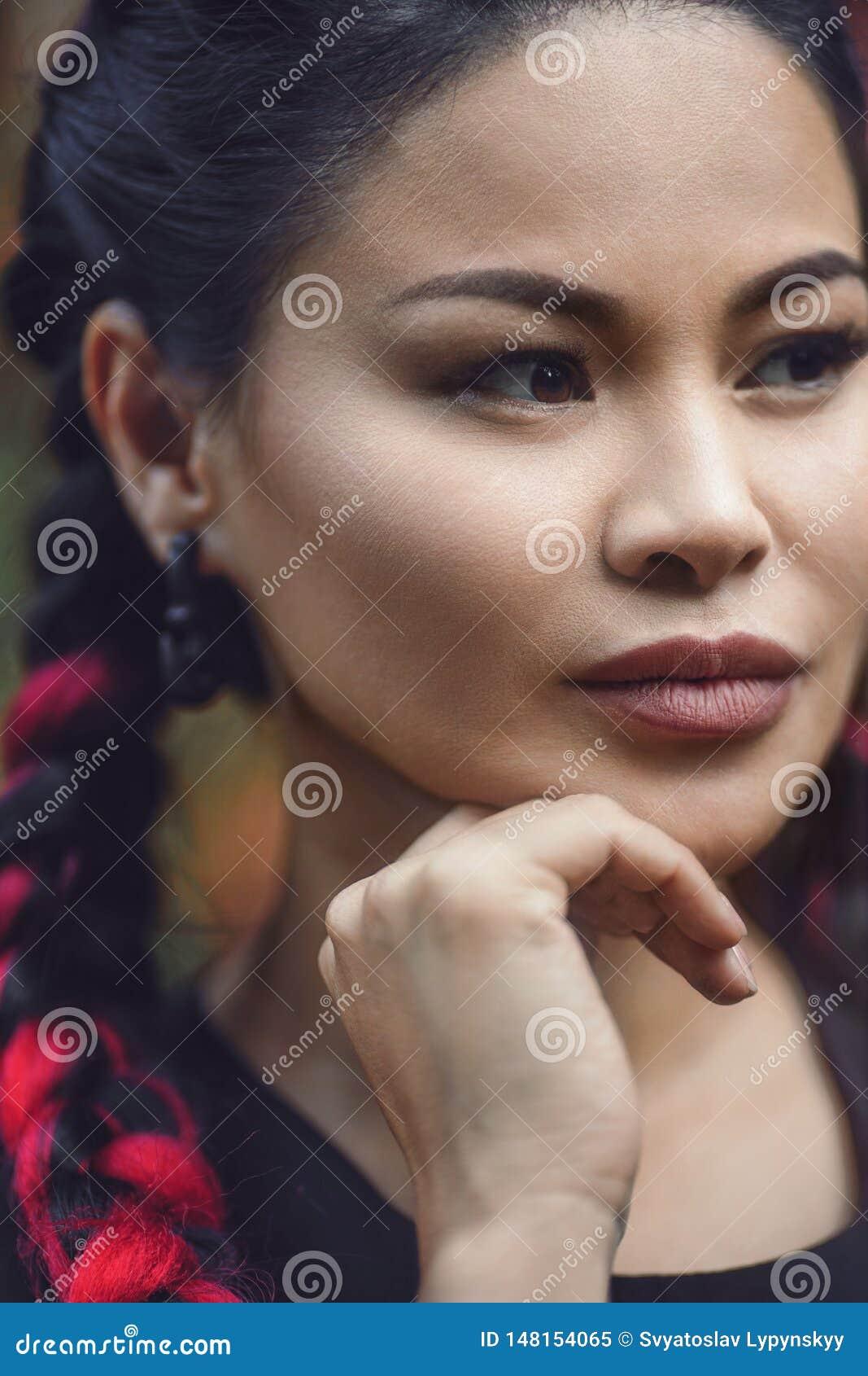 Piercing latex glamour stepmom
