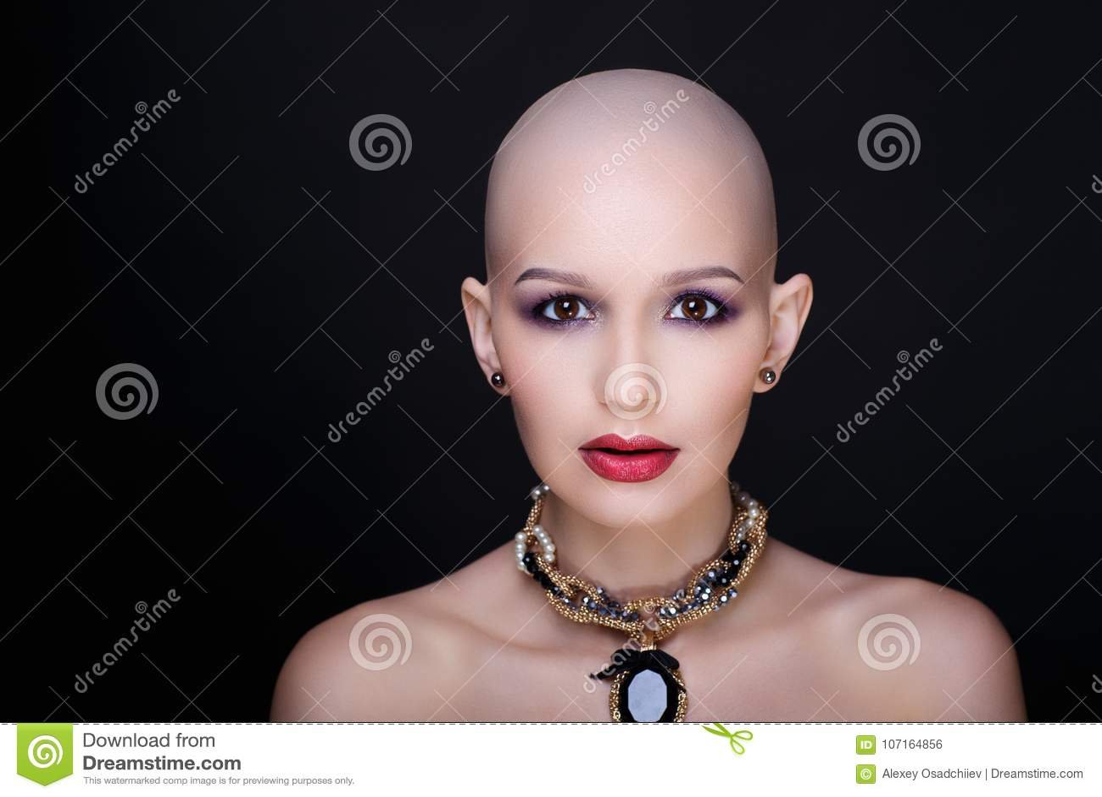 Bald Women Naked