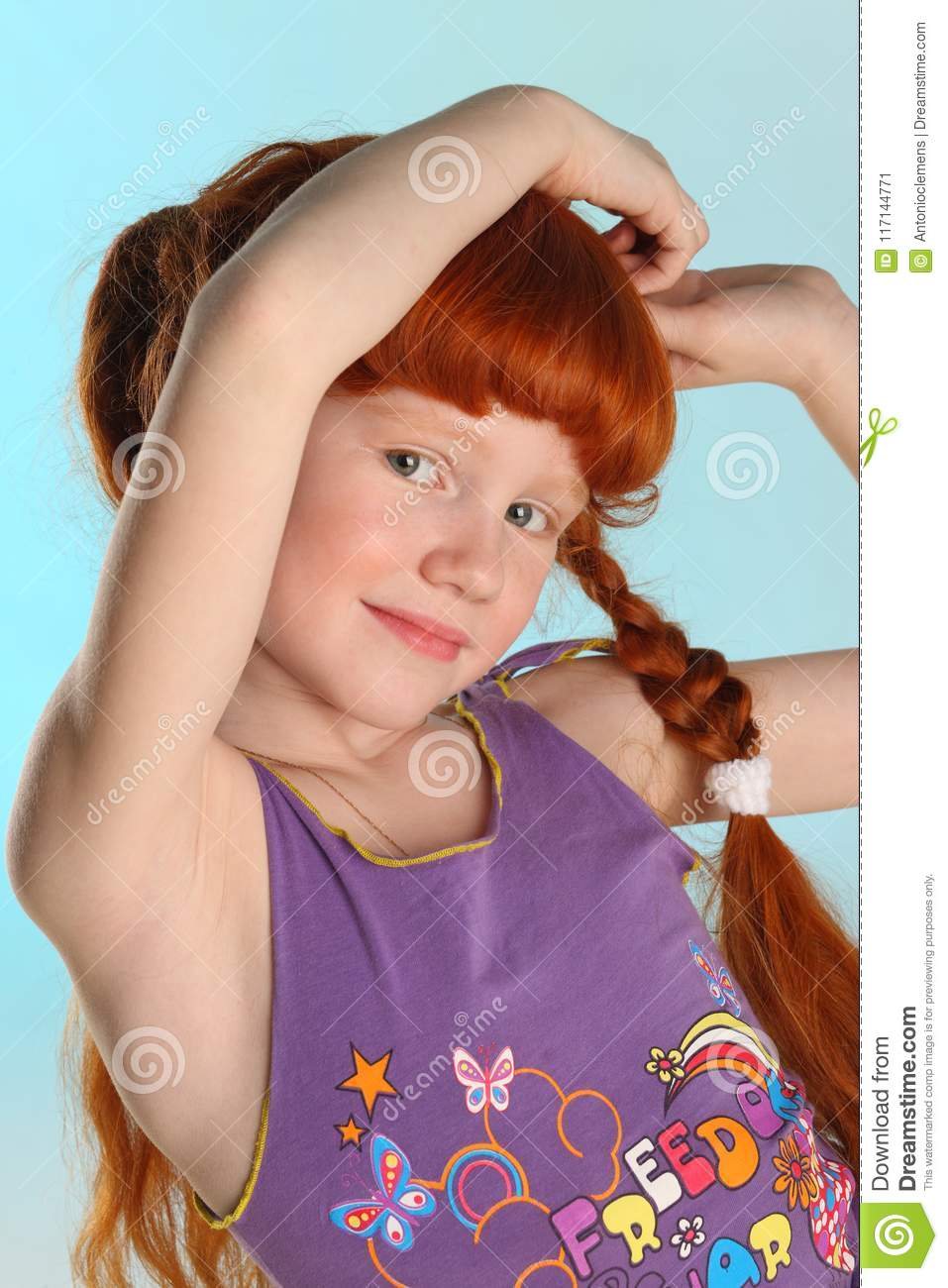 Young Pre Teen Girl Female Woman Torso Vertical Format: Download 5,789 Royalty Free