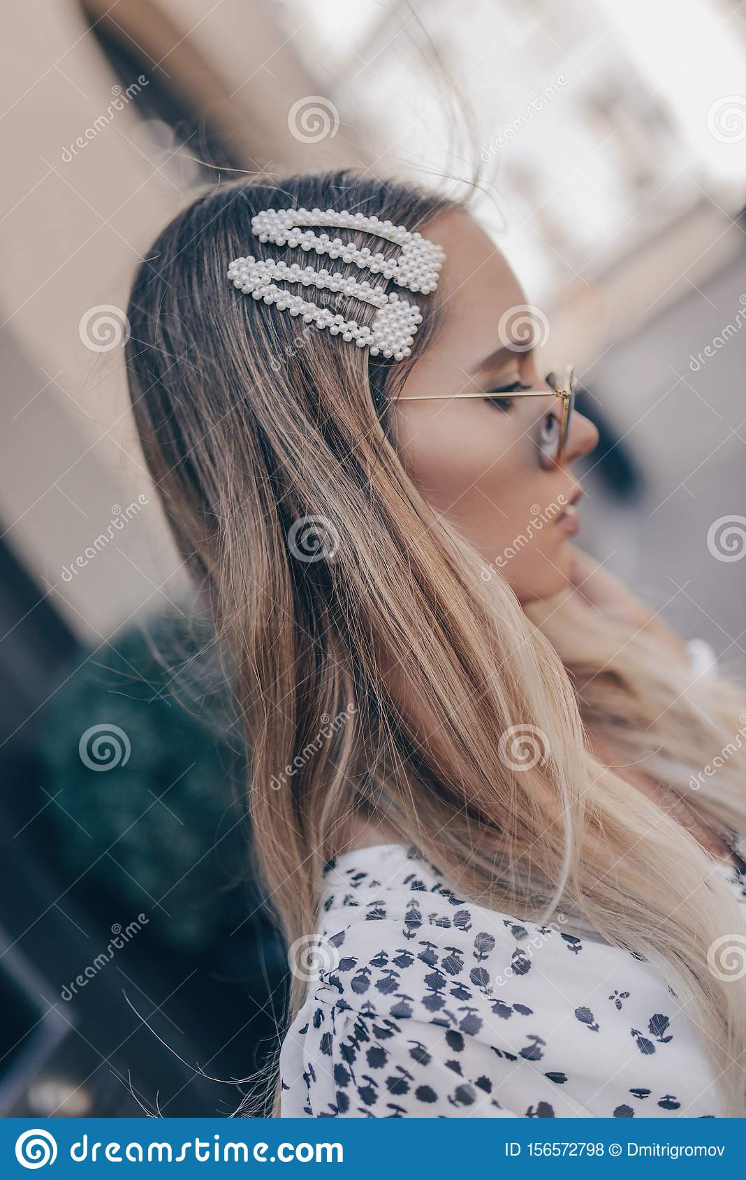 Incredible Close Up Portrait Of A Young Blonde Woman With Natural Hairstyle Schematic Wiring Diagrams Amerangerunnerswayorg