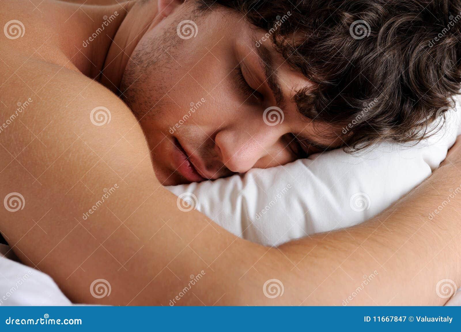 Free making sleeping guy cum gay porn but 7