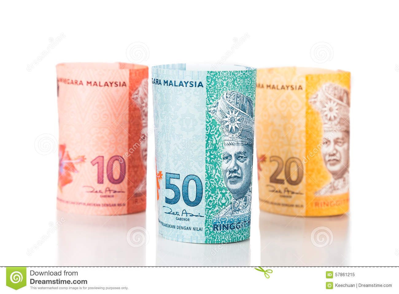 Ringgit currency malaysia stock photos royalty free pictures close up of rolled up malaysia ringgit currency note royalty free stock photo buycottarizona Image collections
