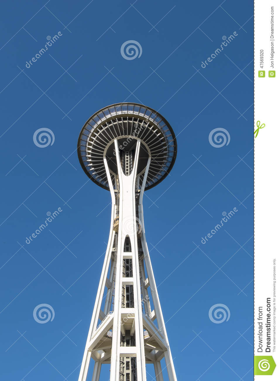 Clipart Of Space Needle