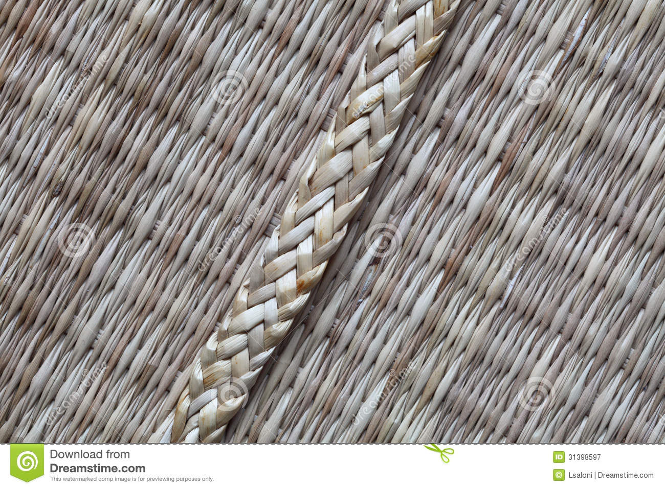 Close up straw background Texture of straw