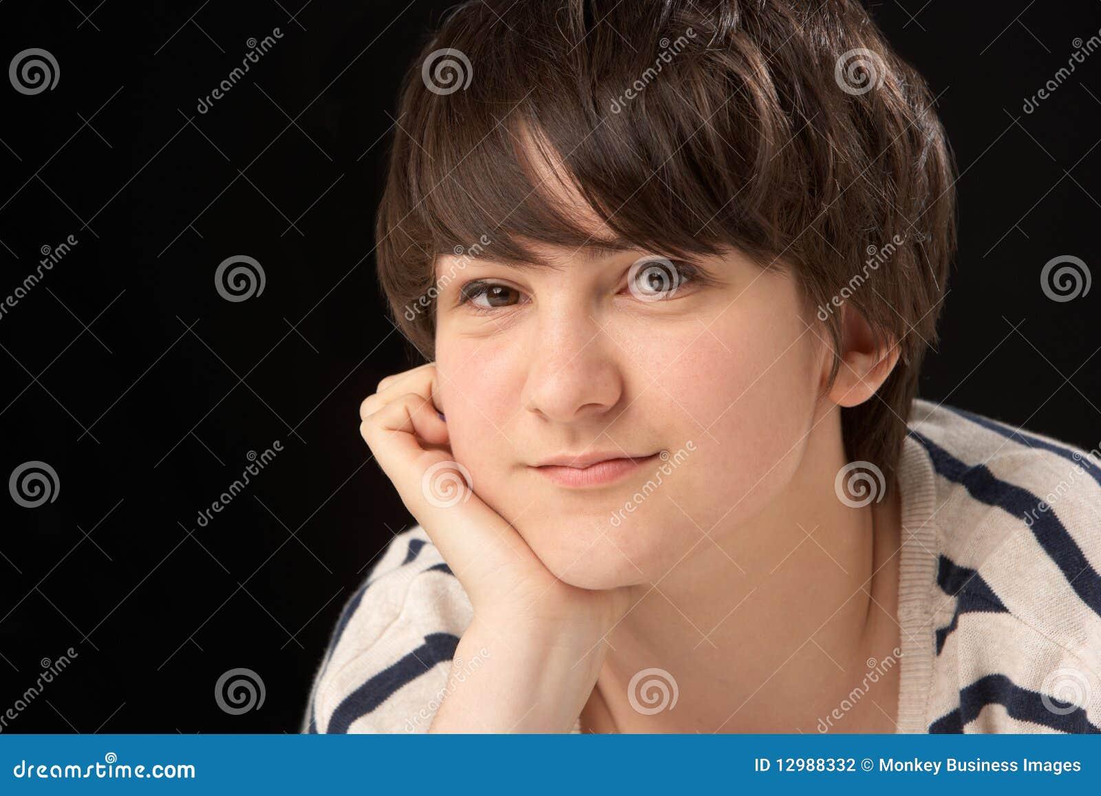 Студийные фото девочек подростков 1 фотография
