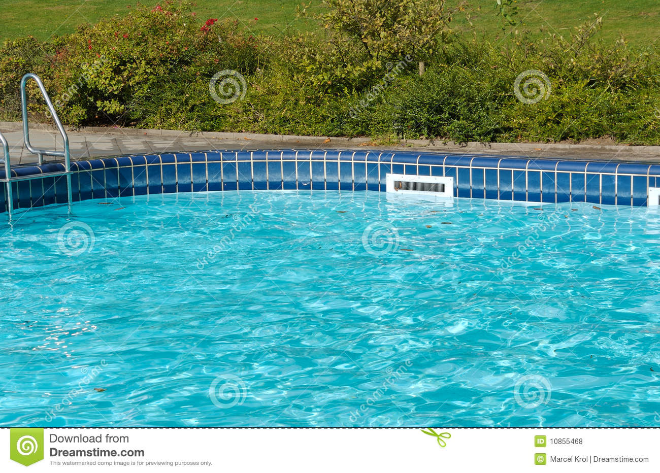 Close up of swimming pool royalty free stock photos image 10855468 for Chemicals needed to close swimming pool