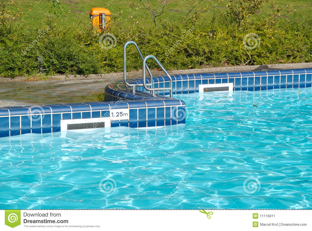 close up of swimming pool stock image image 11116011