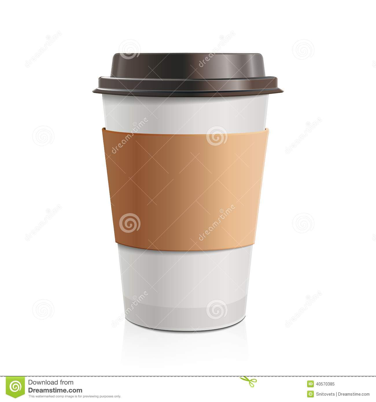 Z Take Out Coffee Cups