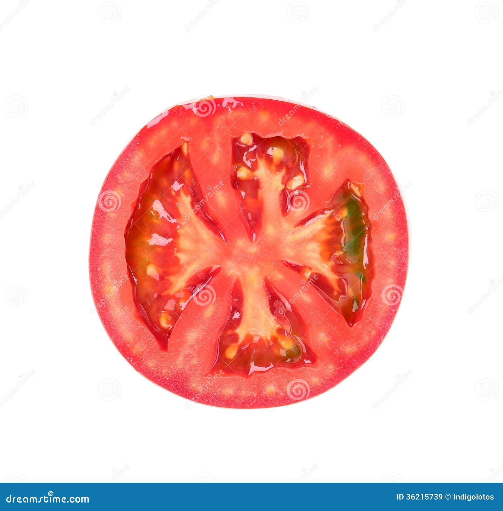 Tomato Slice Clip Art ...