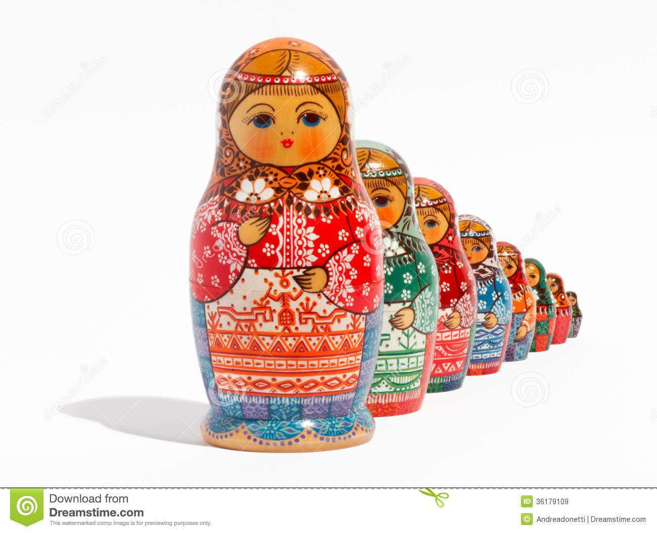 A russian doll sequence 8