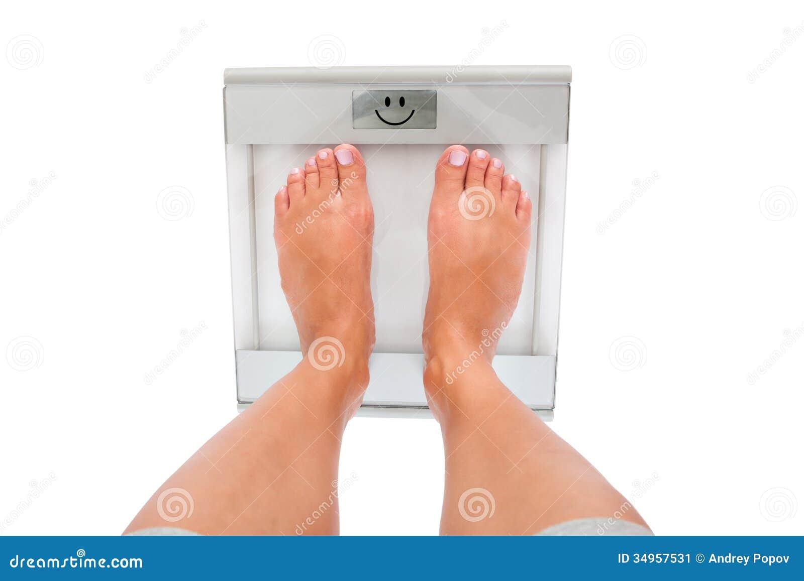 gewicht meten