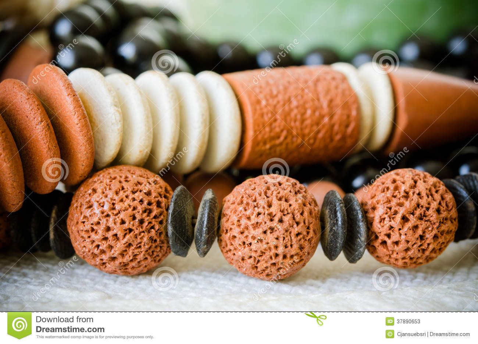 Close-up van halsband
