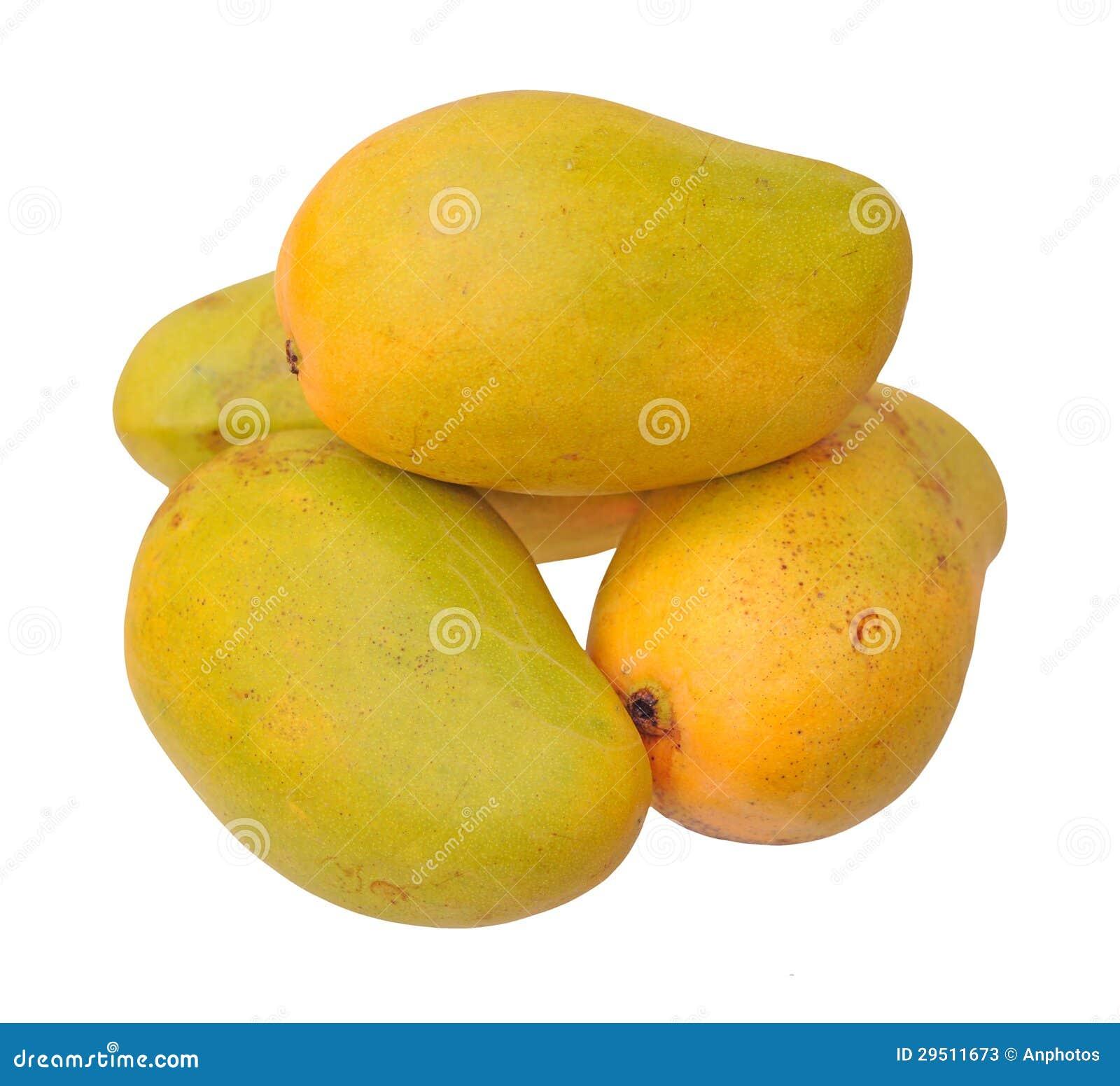 Close-up van mango