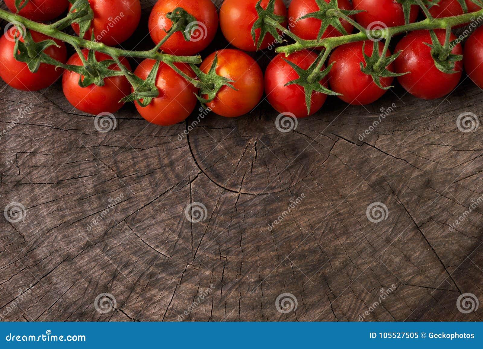 Close-up van tomaten