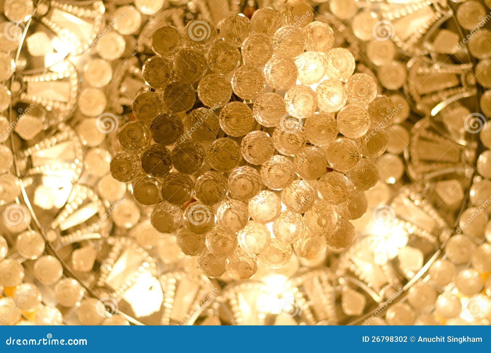 Close-up van verlichting