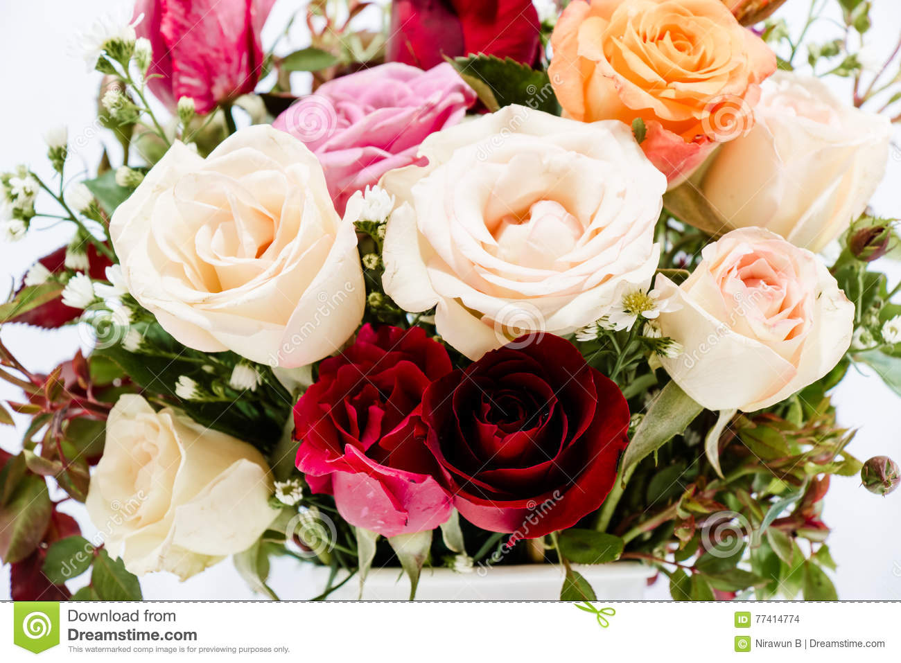 Close up vase of roses bouquet beautiful flower stock photo image download close up vase of roses bouquet beautiful flower stock photo image of married izmirmasajfo