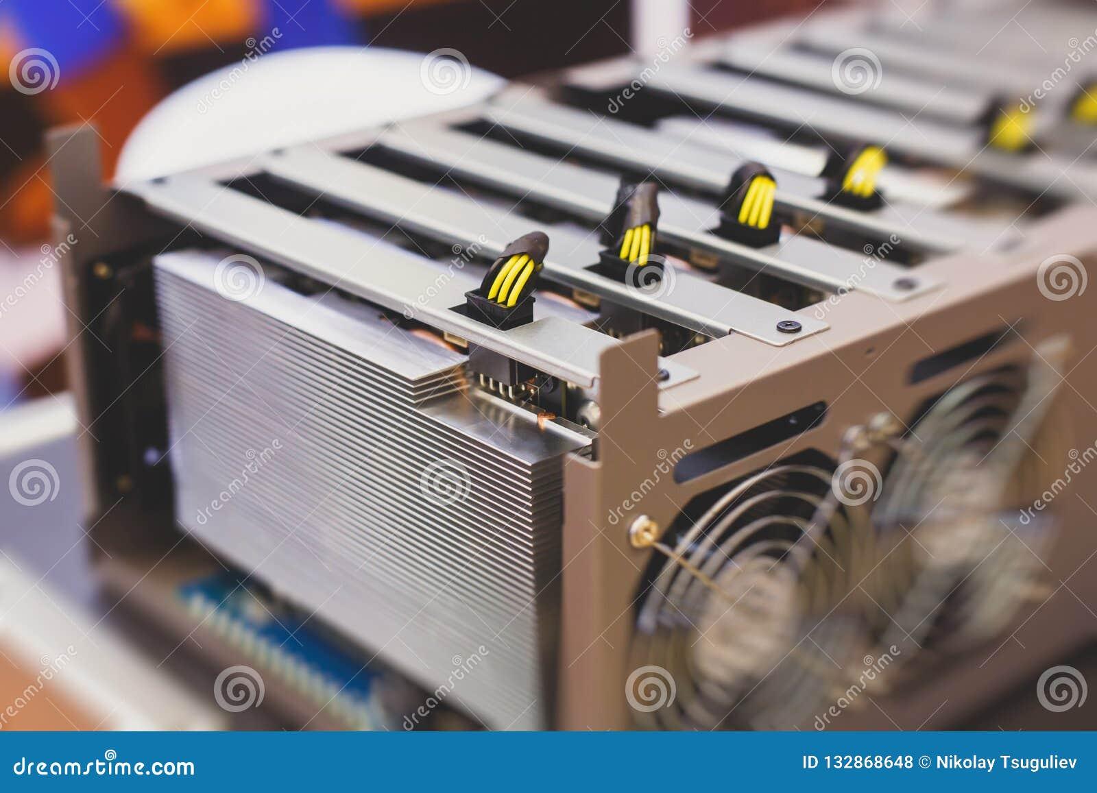 mining farm equipment