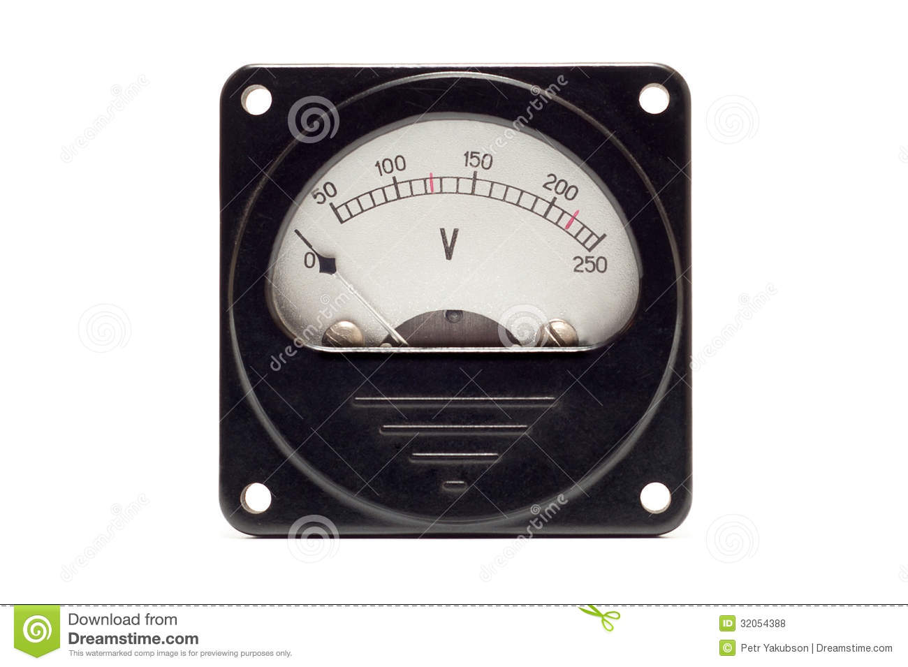 Hooking Up Voltmeter And Devices : Old voltmeters