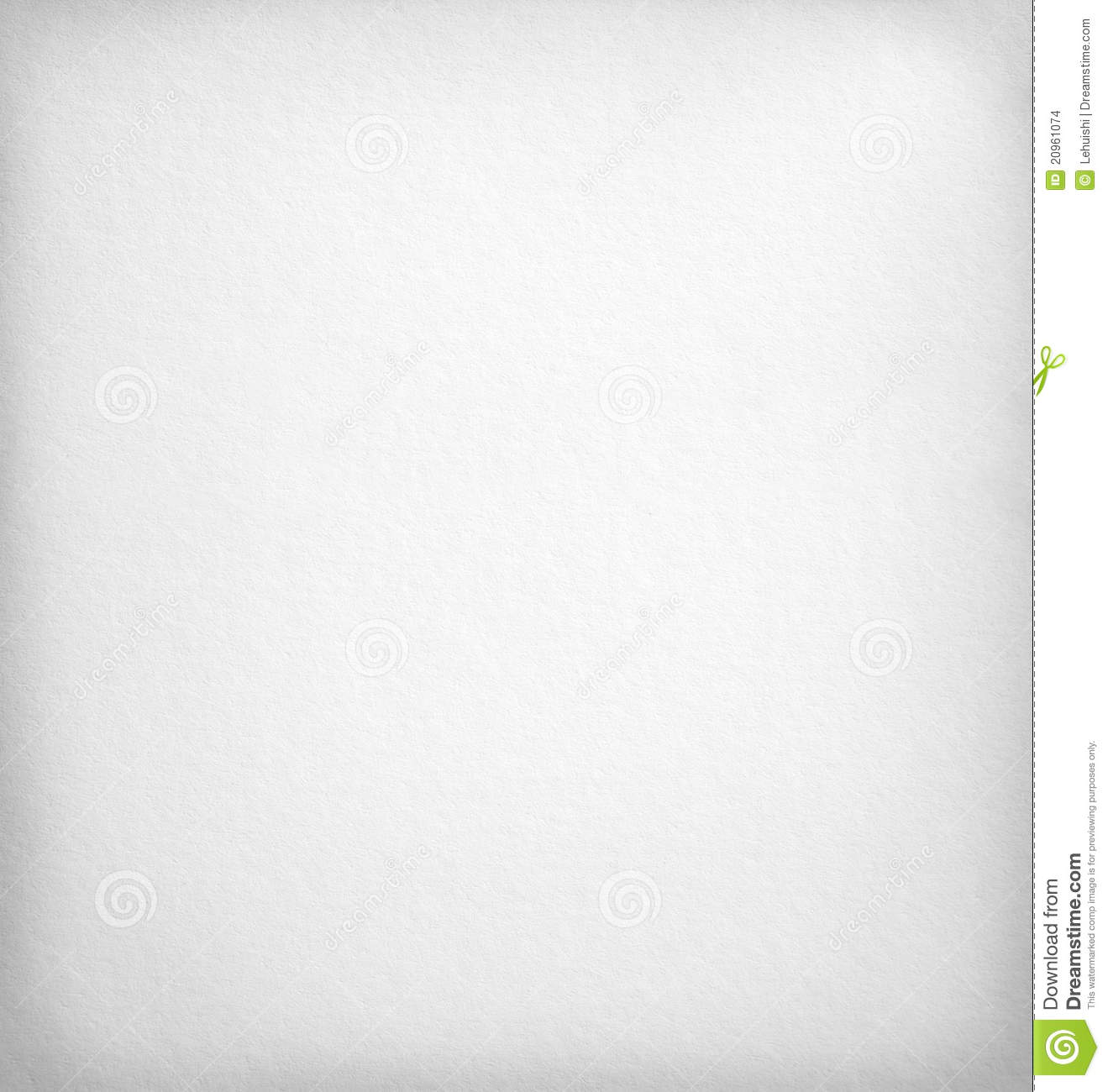 Close Up on White Paper stock photo. Image of blank, close ...