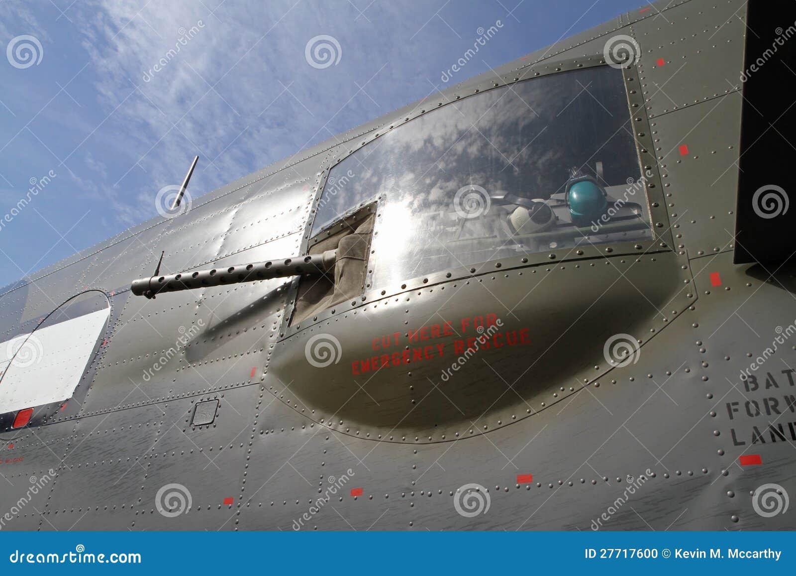 An Ii B B Close Up Of World War Ii B 25 Mitchell Bomber Editorial Image