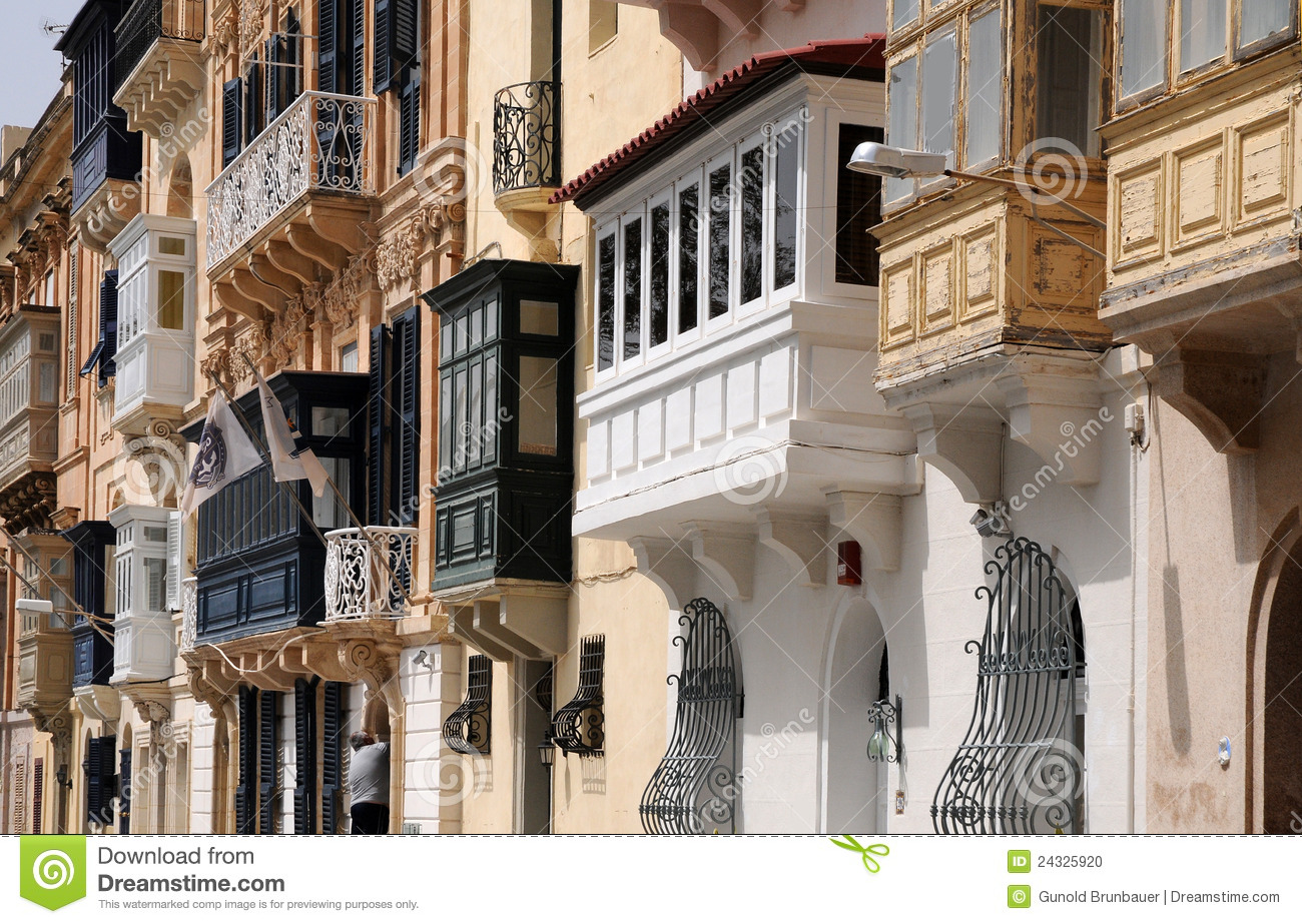 Closed balconies stock photo image 24325920 for Closed balcony