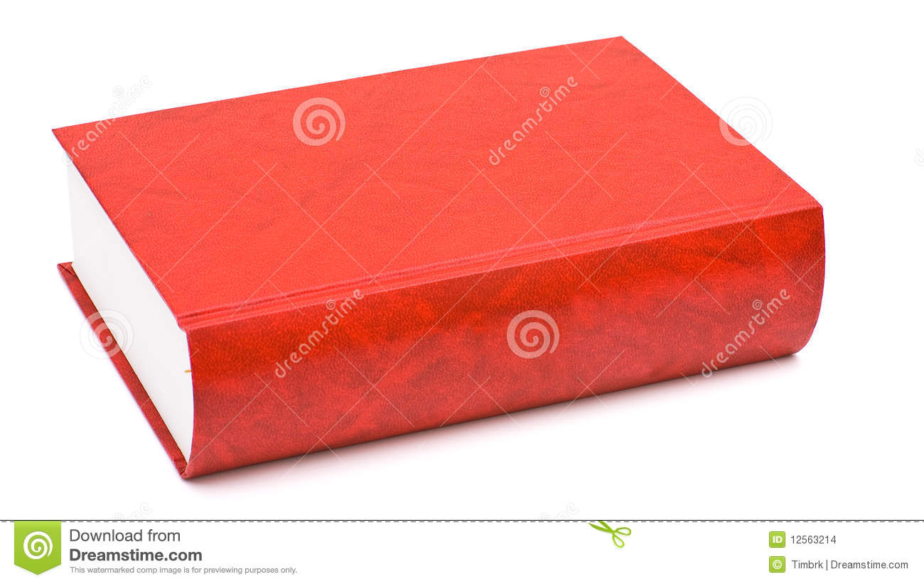 Closed book stock photo. Image of paper, learning ...