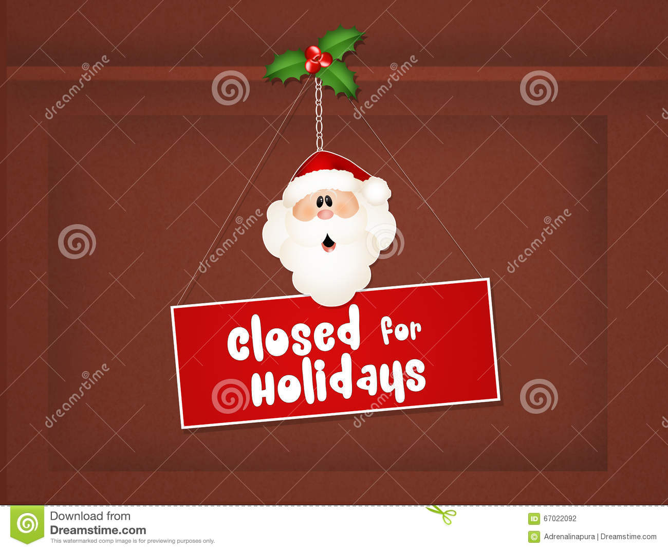 closed for christmas holidays - Closed For Christmas