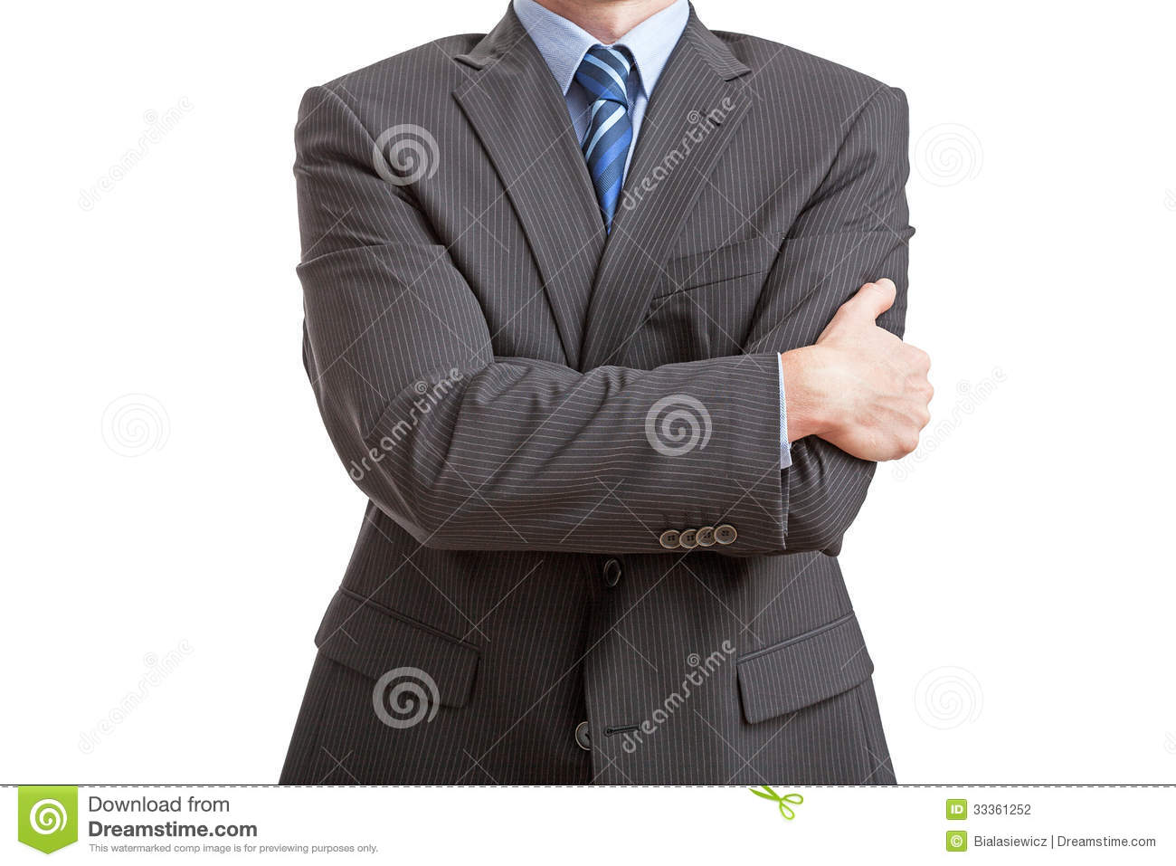 closed posture stock photography image 33361252