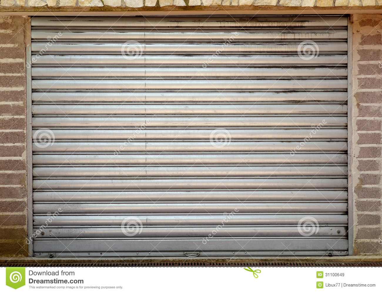 Closed Shutter Royalty Free Stock Images Image 31100649