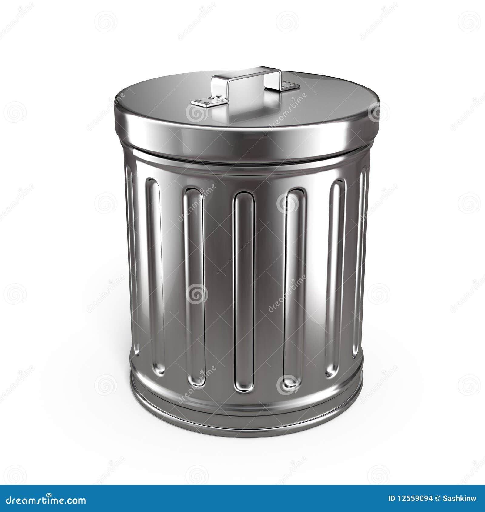 Closed trash can stock illustration. Illustration of rubbish - 12559094 67a72cf3bf01