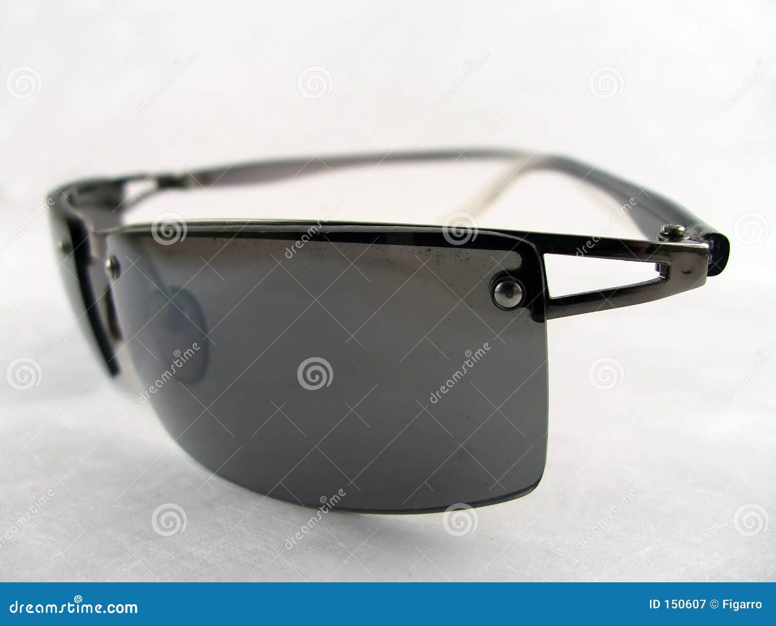 Closer view of sunglasses