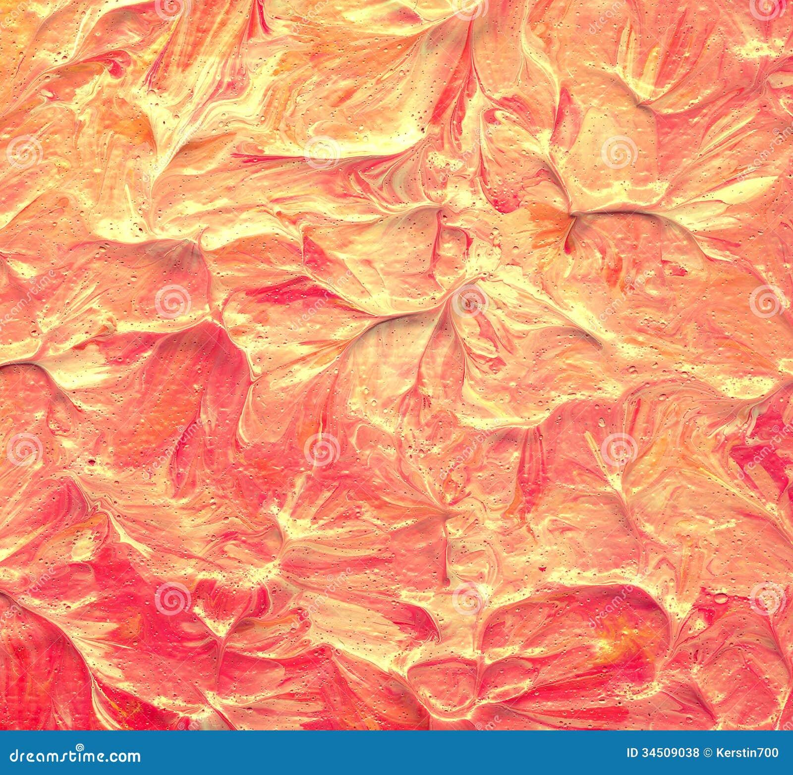 Closeup Acrylic Paint Royalty Free Stock Photos Image