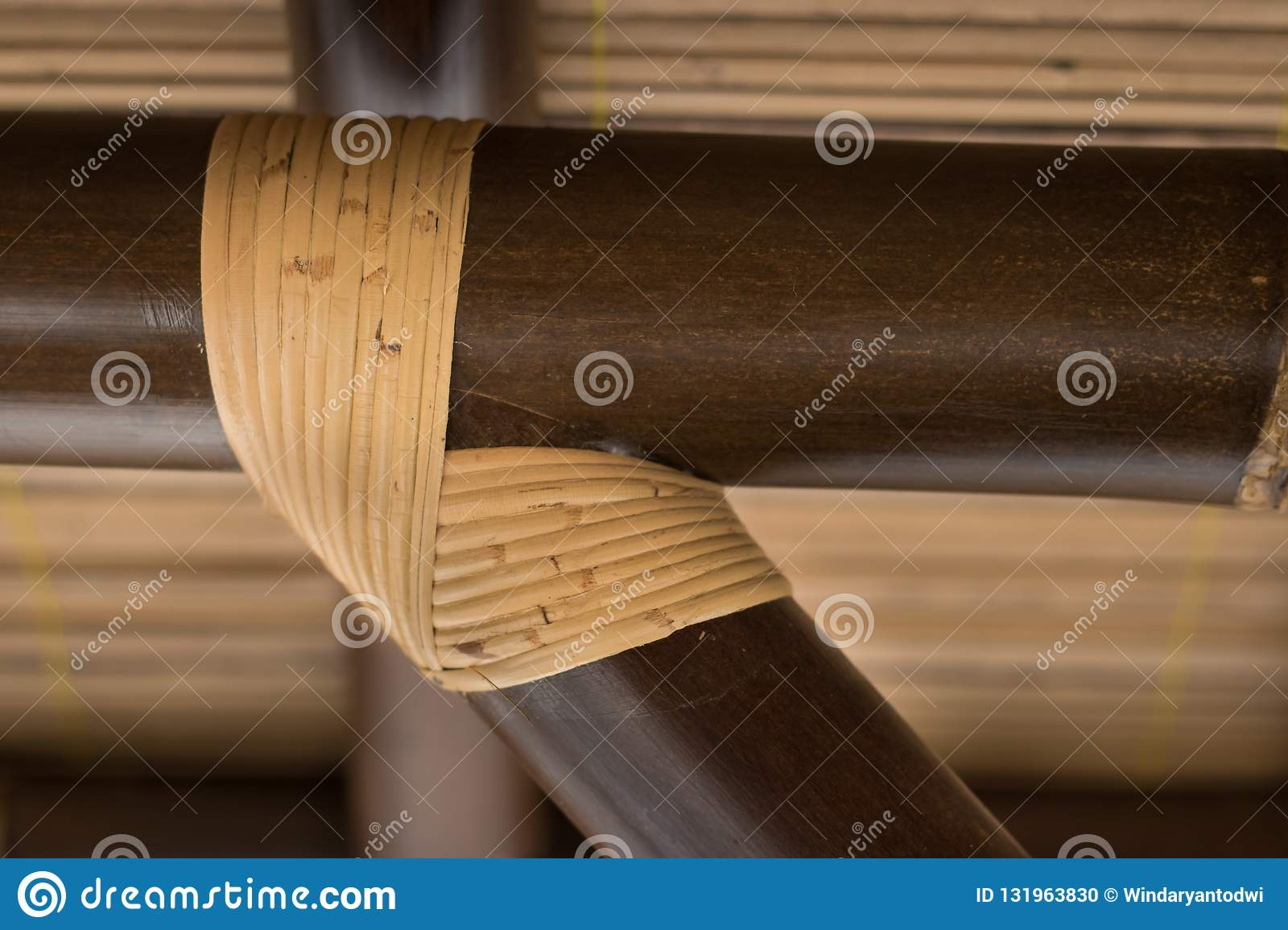 Bamboo Texture Stock Photo Image Of Asia Background 131963830