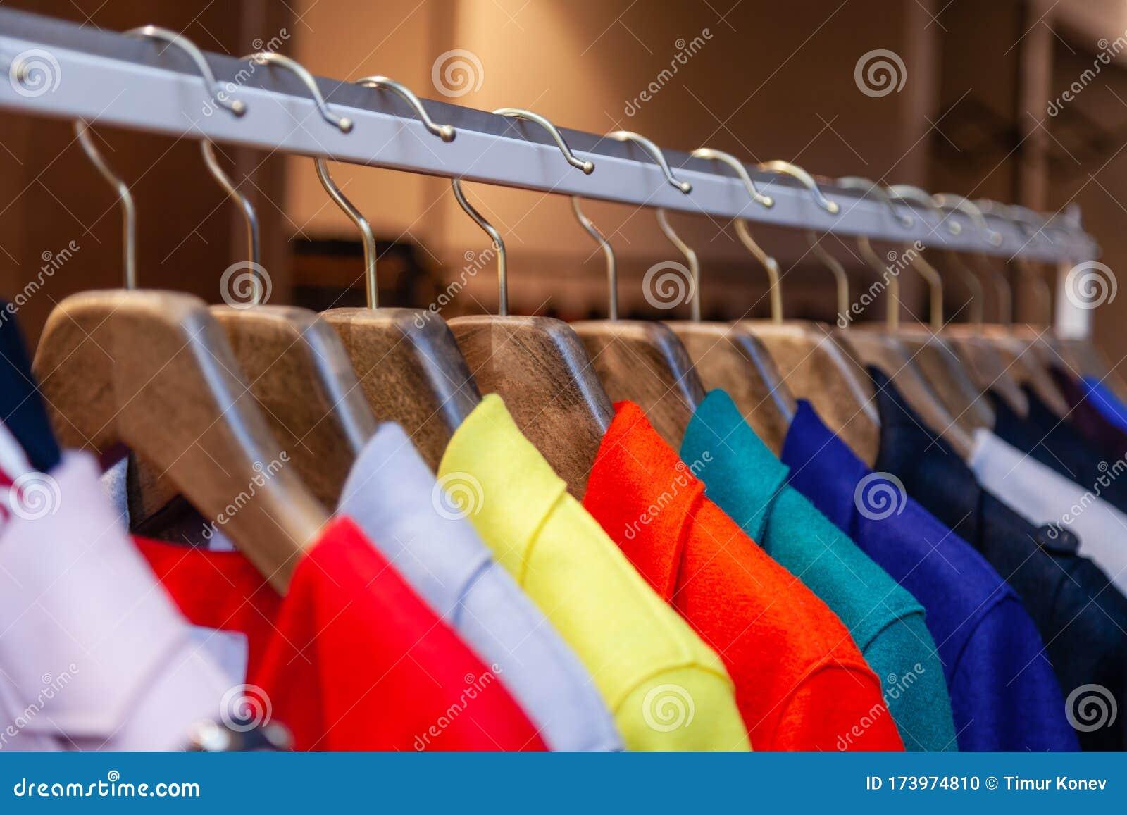 Hanger Hang Clothes Empire Brass