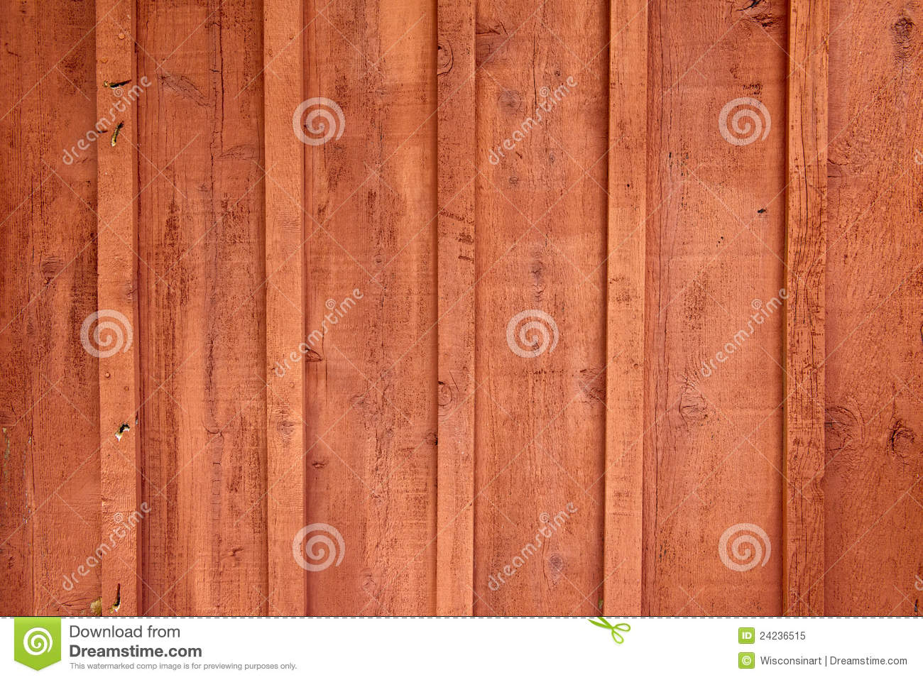 Closeup Detail Of Red Cedar Siding Exterior Finish Royalty Free ...