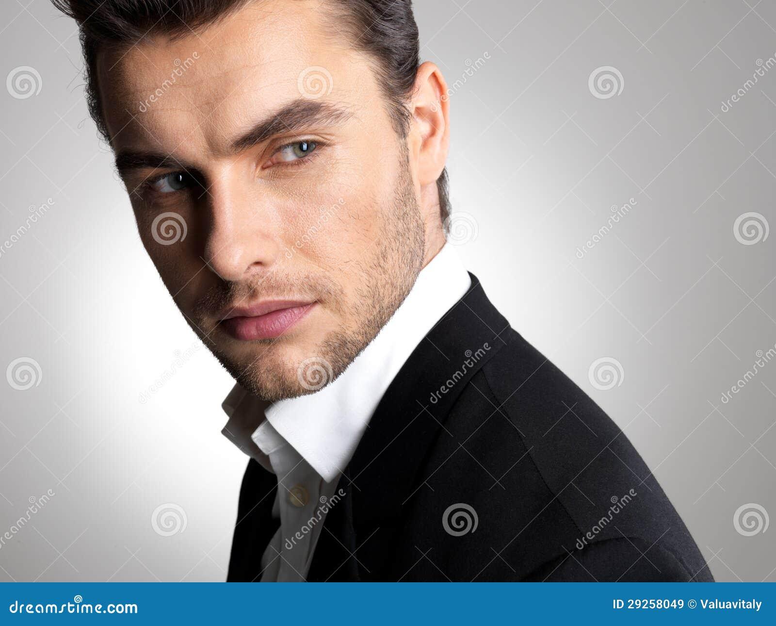 fashion young businessman