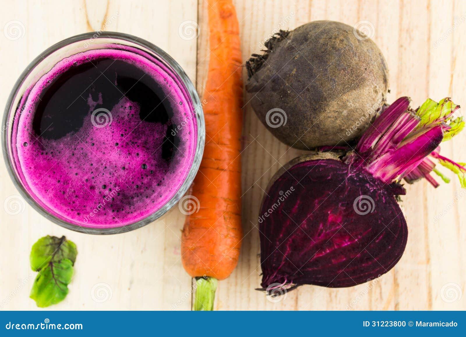 how to make fresh beet juice