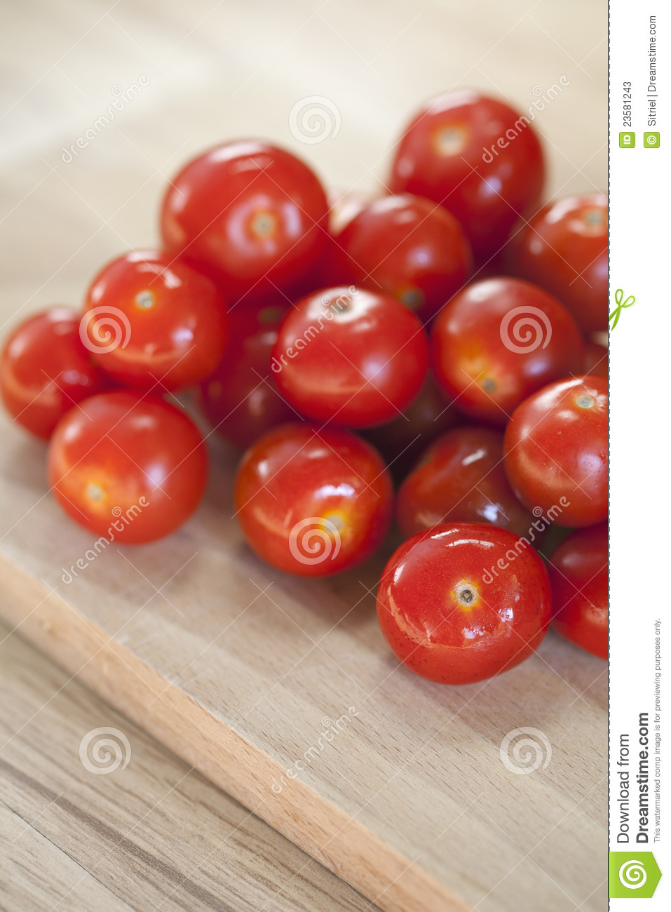 Closeup Of Fresh Red Tomatoes Stock Photos - Image: 23581243