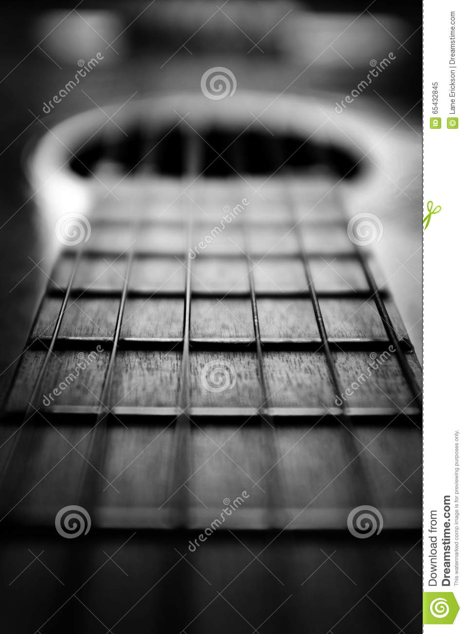 closeup of guitar strings for music stock image image of closeup acoustic 65432845. Black Bedroom Furniture Sets. Home Design Ideas