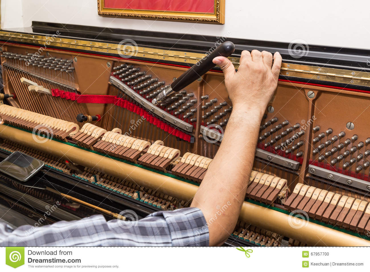 Tuning of salon with own hands