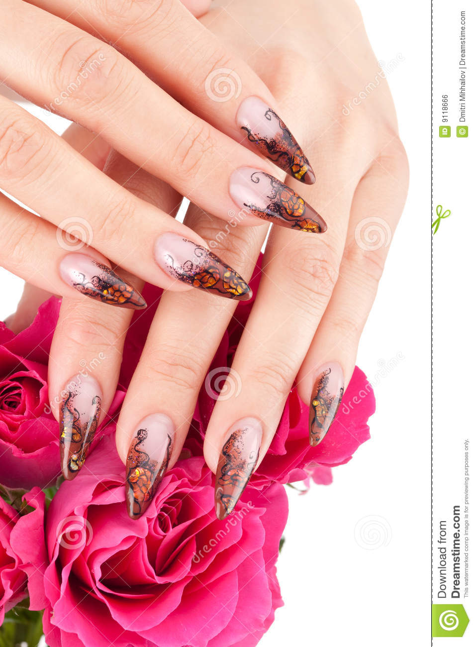 Free pictures of beautiful nails
