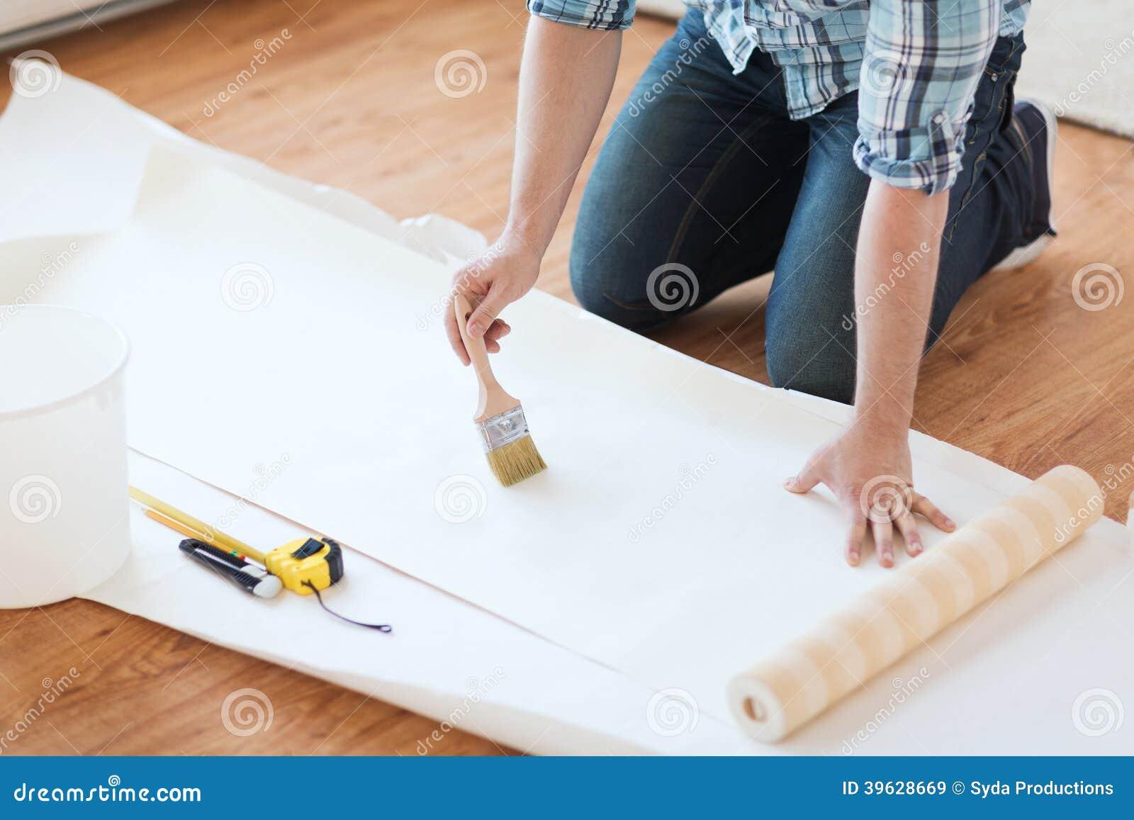 Изготовление жидких обоев в домашних условиях: инструкции 22