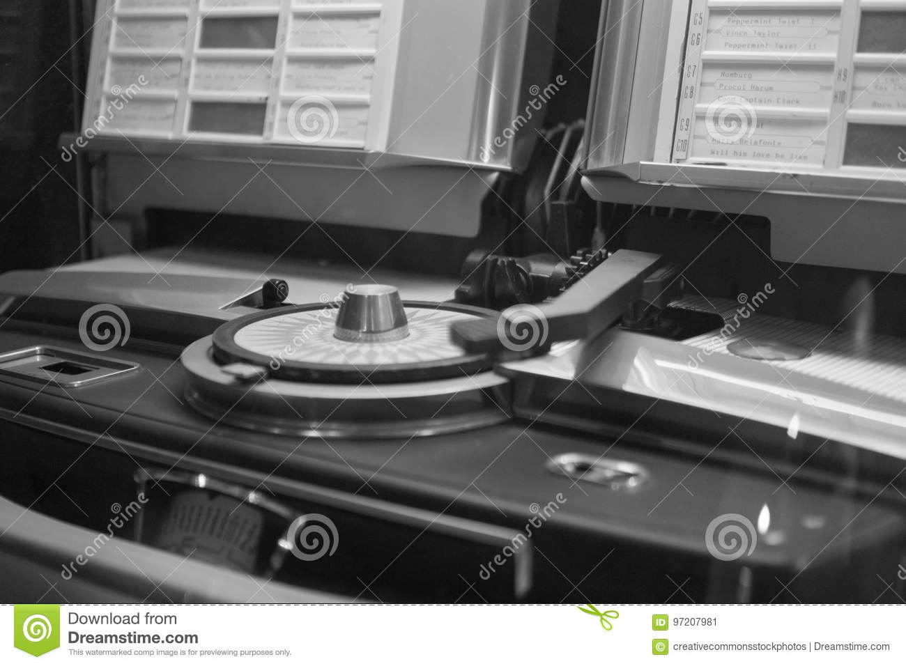 Closeup Photography Of Jukebox Picture  Image: 97207981