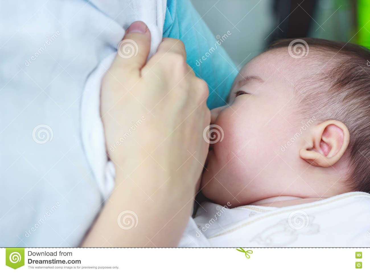 Agree with Infant breast milk